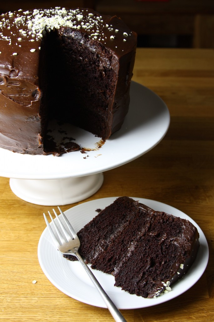 That chocolate cake!